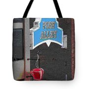Post Alley 3 Tote Bag
