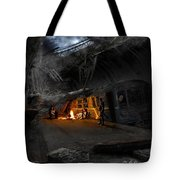 Post Apocalyptic Tote Bag