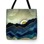 Post Eclipse Tote Bag