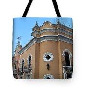 Post Office Guatamala City 6 Tote Bag