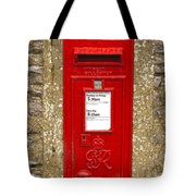 Postbox Tote Bag