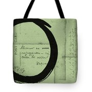 Postcard For Peace Tote Bag