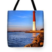 Postcard From Barnegat  Tote Bag