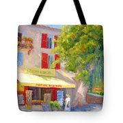 Postcard From Provence Tote Bag