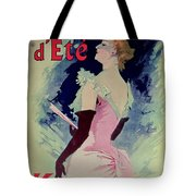 Poster Advertising Alcazar Dete Starring Kanjarowa  Tote Bag