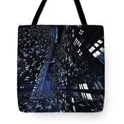 Poster-city 0 Tote Bag