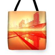 Poster-city 1 Tote Bag