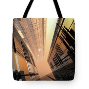 Poster-city 2 Tote Bag
