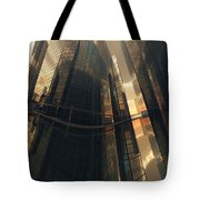 Poster-city 7 Tote Bag