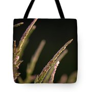 Poster Grass Tote Bag