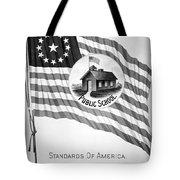 Poster: Public School Tote Bag