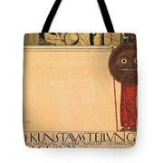 Poster Vienna Secession  Tote Bag