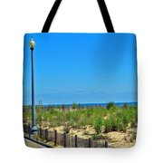 Posts Of The Sea Tote Bag
