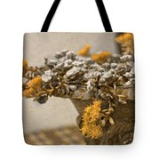 Pot Flowers  Tote Bag