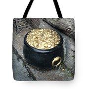 Pot Of Gold At The Rainbow Tote Bag
