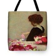 Pot Pourri Tote Bag by Herbert James Draper