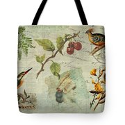 Pot-pourri Tote Bag