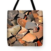 Pot Shards Tote Bag