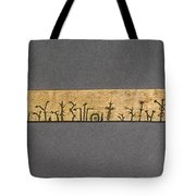 Potawatomi Medicine Stick Tote Bag