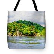 Potomac Palisaides Tote Bag