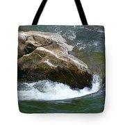 Potomac River Rapids Tote Bag