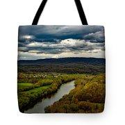 Potomac River Valley - West Virginia Tote Bag