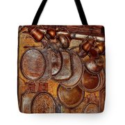 Pots And Pans Shop Or Is Jinni Home  Tote Bag