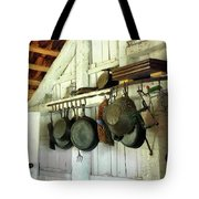 Pots In Kitchen Tote Bag