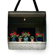 Pots In The Window Tote Bag