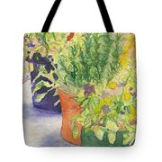 Potted Beauties  Tote Bag