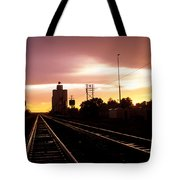 Potter Tracks Tote Bag