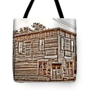 Potter's Wax Museum Tote Bag
