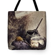 Pottery Of The South Tote Bag
