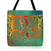 Pottery On The Street Tote Bag