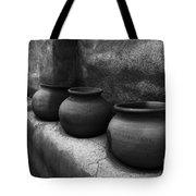 Pottery Tumacacori Arizona Tote Bag