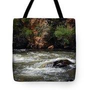 Poudre River Tote Bag