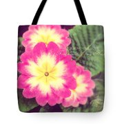 Pouring Out Love Tote Bag