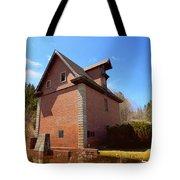 Poutrincourt's Mill Tote Bag