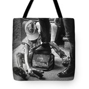 Poverty In The Streets Of Paraguay Tote Bag