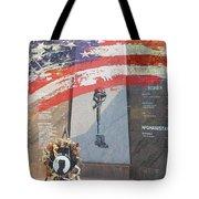 Pow Memorial Tote Bag