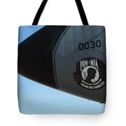 Pow Mia Rememberance Tote Bag