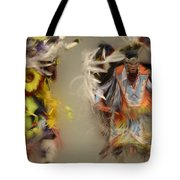 Pow Wow Beauty Of The Dance 1 Tote Bag