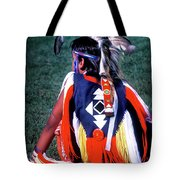 Pow-wow Colors Tote Bag