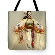 Pow Wow Traditional Dancer 3 Tote Bag
