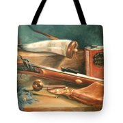Powder Horn Tote Bag