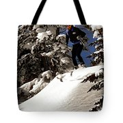 Powder Hound Tote Bag