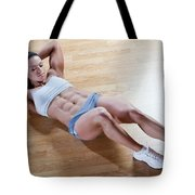 Power Boost X Tote Bag