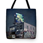 Power Brakes Tote Bag