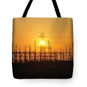 Power Tote Bag by David Lee Thompson