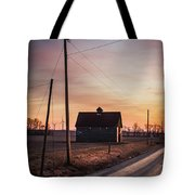 Power Farm Tote Bag